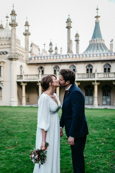 Brighton pavillion wedding
